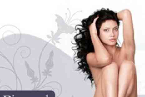 Red Diamond IPL - Six IPL Hair Removal Sessions on Choice of Areas Such as Underarms - Save 90%