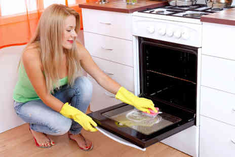 Angel Dust Cleaners - Deep oven or bathroom clean  - Save 59%