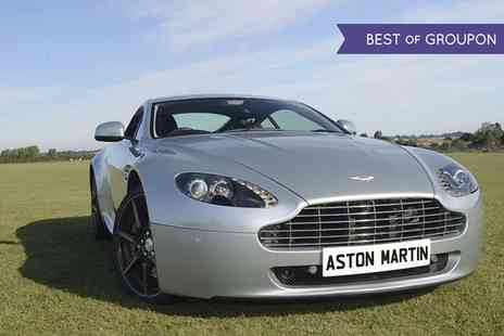 Experience Limits - Aston Martin Experience at Experience Limits - Save 0%
