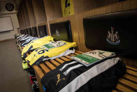 Newcastle United - NUFC Stadium Tour for Two - Save 50%
