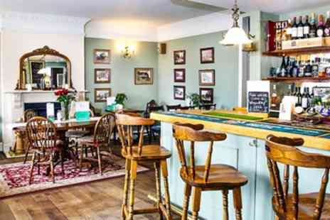 The Vine Inn - Three Course Meal & Bubbly for 2 - Save 48%