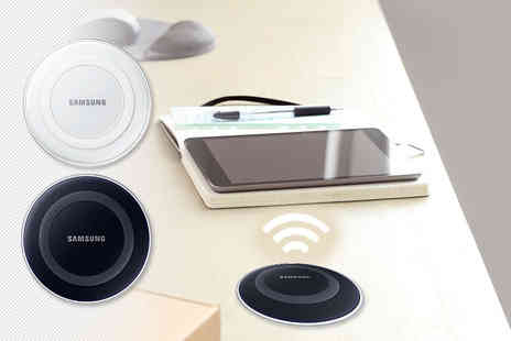 SA Products - Samsung Galaxy S6 wireless Qi charging pad - Save 66%