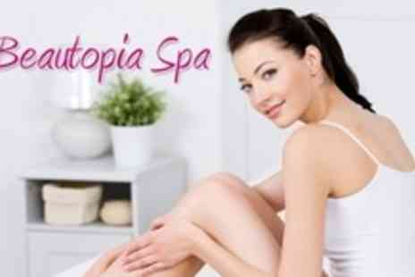 Beautopia Spa - Seven Sessions of Ultrasound Lipo - Save 93%