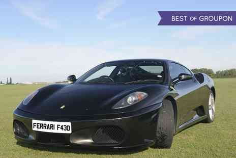 Experience Limits - Ferrari F430 Three or Six Lap Experience - Save 0%