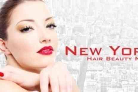 New York Hair and Beauty - Luxury Manicure - Save 62%