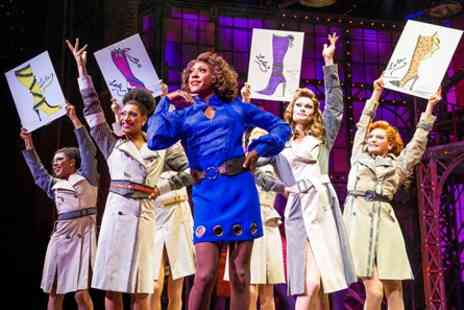Brilliant West End show - Theatre Lovers Deluxe Choice with Dinner for Two - Save 0%