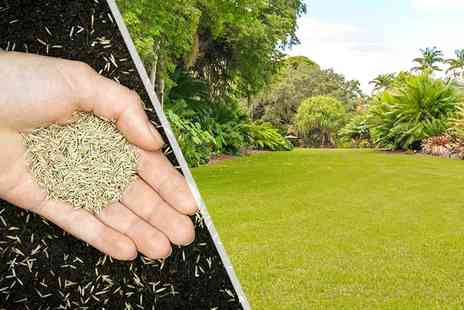 Dobies of Devon - Bag of rapid green self repairing lawn seed  - Save 25%