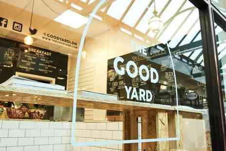 The Good Yard - Salad Box or Wrap and Smoothie  - Save 57%