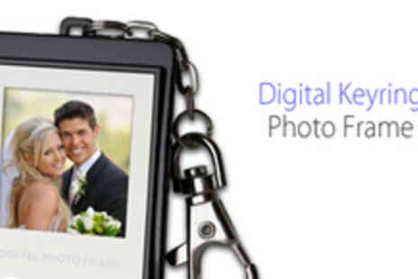 Smartass - Digital Keyring Photo Frame - Save 64%