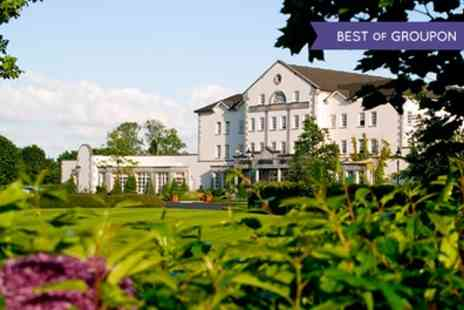 Slieve Russell Hotel - Four Star Two Night Stay For Two in Superior Room With Breakfast, Afternoon Tea and Academy Golf - Save 48%