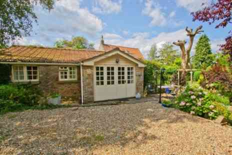 Potting Shed Holiday Cottages - Two or Three Night Self Catering Stay For Two With Hot Tub Use  - Save 0%