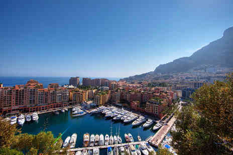 Hotel Columbus Monte Carlo - Three nights Stay in a Deluxe Room with balcony - Save 68%