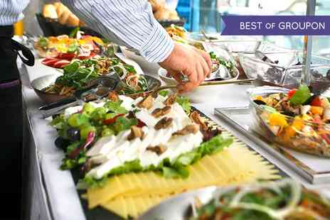 Lazzat Buffet Restaurant - Buffet Lunch or Dinner For Two or Four - Save 0%