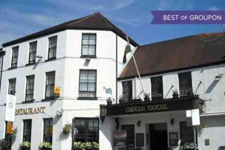 Castle Hotel - One to Three Nights Stay For Two With Breakfast and Dinner - Save 52%