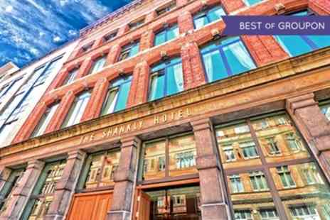 The Shankly Hotel - One Night Stay For Two With Option For Breakfast Plus Dinner - Save 0%