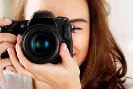 Panikos Photography - Half Day Beginners Photography Course For One or Two  - Save 84%