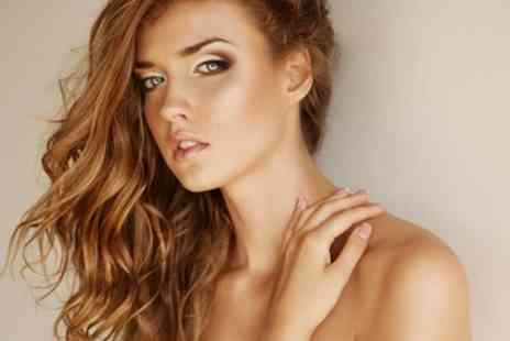 Glo Tanning Hair & Beauty - Cut and Blow Dry with a Deep Conditioning Treatment - Save 0%