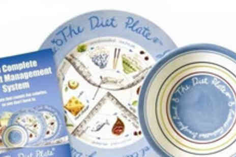 The Diet Plate - Diet Plate Complete Weight Management System - Save 50%
