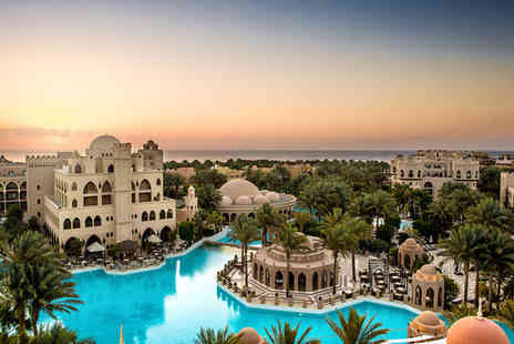 Makadi Palace - Five Star 11 nights Stay in a Junior Suite - Save 41%