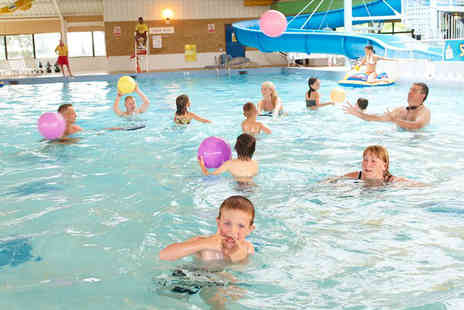 Pontins - Two night midweek break for up to four with a family photo - Save 0%
