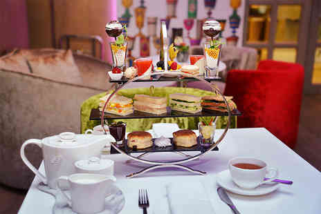 Hotel Xenia - Afternoon tea for two with unlimited tea - Save 42%