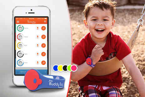 Natmark Distribution - My BuddyTag child locating and safety system - Save 41%