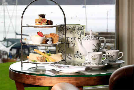 Macdonald Old England Hotel - Afternoon tea for two with a glass of Prosecco each and leisure access - Save 69%