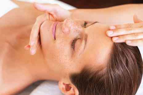 Aprils House of Beauty - Facial and Back, Neck and Shoulder Massage with Optional Indian Head Massage  - Save 64%