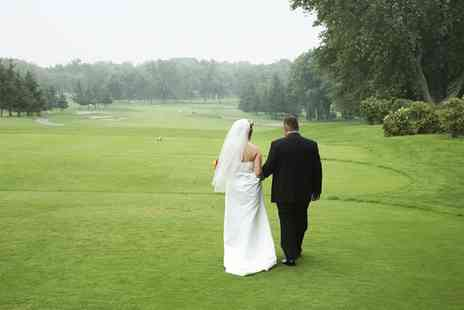 Princess Risborough Golf Club - Wedding Reception for 50 Day and 75 Evening Guests - Save 66%
