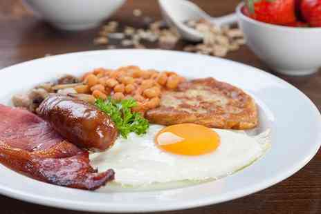 The Maltsters - English Breakfast for Two or Four - Save 53%