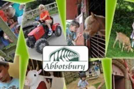 Abbotsbury Subtropical Gardens - Family Entry Swannery and Gardens - Save 54%
