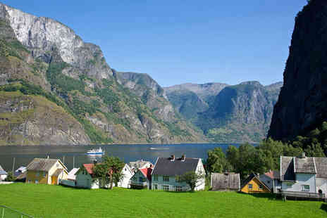 Mountains, Fjords and Glaciers - Six nights in a Standard Rooms as per itinerary - Save 43%