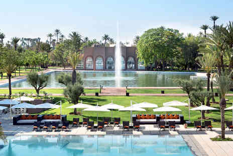 Pullman Marrakech Palmeraie - Five Star 4 nights Stay in a Deluxe Suite - Save 54%
