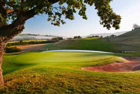 The Celtic Manor Resort -Golf for 2 at Award Winning Celtic Manor  - Save 65%