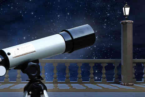 Gift box bristol - F360 x 50 Refractive Astronomical Telescope - Save 75%
