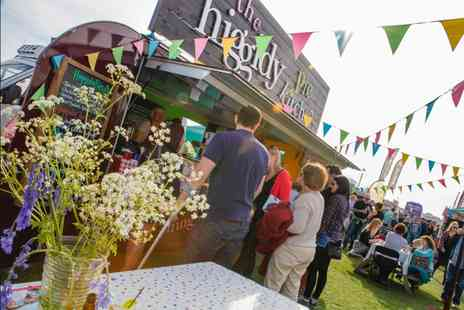 Foodies Festival - Ticket to Foodies Festival 2016  - Save 43%