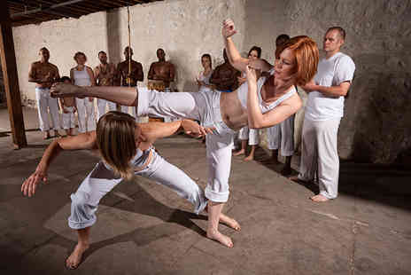 Axe Capoeira UK - Four capoeira classes at a choice of four London locations - Save 67%