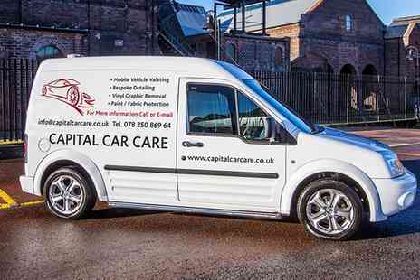 Capital Car Care - Full Mobile Valet - Save 0%