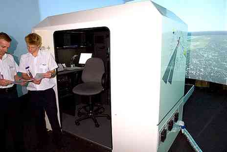 Bristol Flying - 15- or 30 Minute Full Motion Flight Simulator Experience - Save 41%
