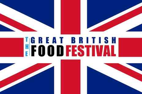 Great British Food Festival - Great British Food Festival Entry for Two and Recipe Booklet, Harewood House, 28 To 30 May - Save 48%