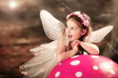 Peter Frank Photography - Bespoke Fairy Photoshoot with Three Prints and a Digital File - Save 0%