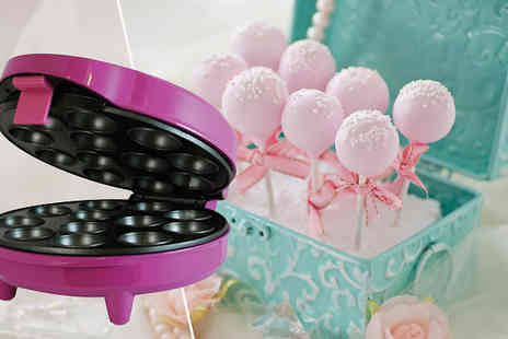 Megastore 247 - Gourmet Gadgetry Cake Pop Maker - Save 0%