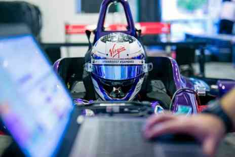 The Formula E London ePrix - DS Virgin Racing host the Virgin E-Xperience On 2 July 2016 - Save 0%
