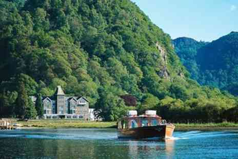 Lake District Hotels - Lake District Spa Day with Treatment & Afternoon Tea - Save 47%