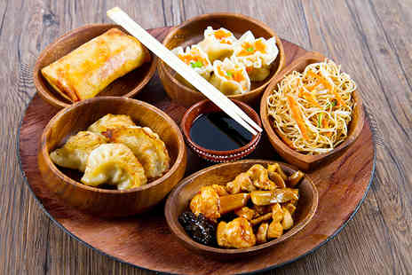 Chop Chop Glasgow - Unlimited Chinese lunch banquet for two - Save 0%