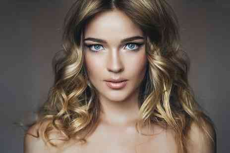 Dry Hairdressing - Half or Full Head of Highlights, Cut and Restyle with Conditioning  - Save 64%