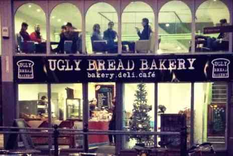 Ugly Bread Bakery - Italian Fresh Salads For Two - Save 55%