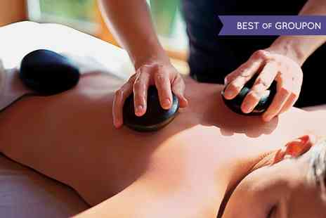 Waterlily Tanning & Beauty - One Hour Hot Stone Massage - Save 45%