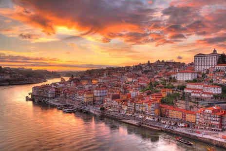 Crowne Plaza Porto - Five Star 4 nights Stay in a Superior Room - Save 70%