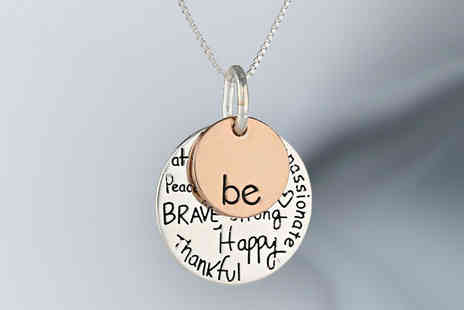 My Boutique Store - Be Charm Necklace - Save 77%